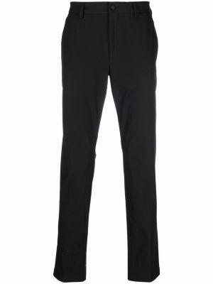 Прямые брюки - черные Boss Hugo Boss
