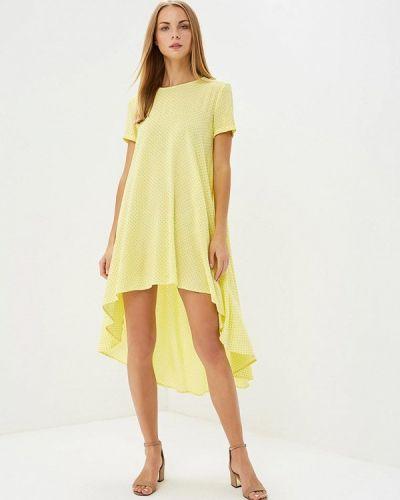 Желтое платье Trendyangel
