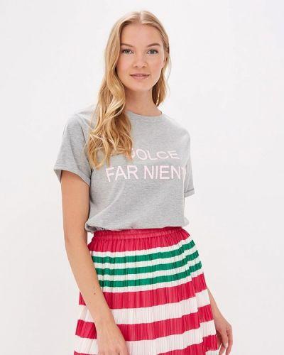 Серая футболка Compania Fantastica