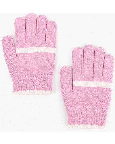Перчатки розовый Maxval