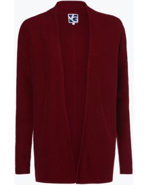Czerwony garnitur dzianinowy Vg