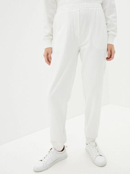 Белые брюки Falconeri