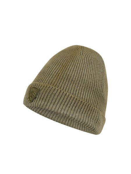 Wełniany zielony czapka baseballowa Blauer Usa