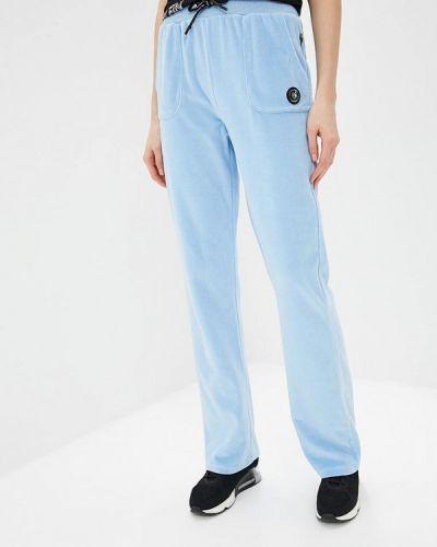 Спортивные брюки - голубые Plein Sport