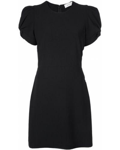 Платье мини с вырезом приталенное Alc