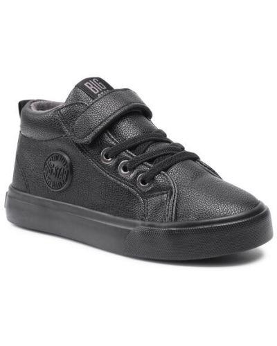 Czarne sneakersy Big Star