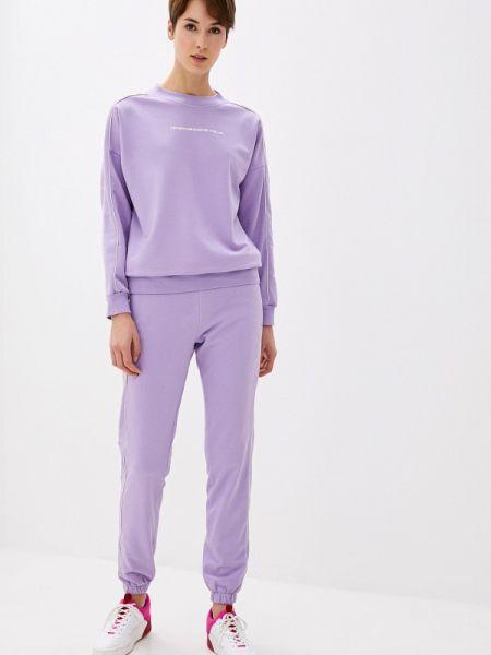 Фиолетовый спортивный костюм Louitex
