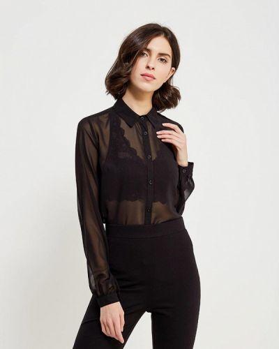 Черная блузка Echo