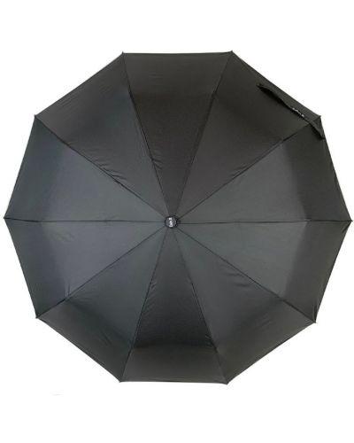Серебряный складной зонт Max