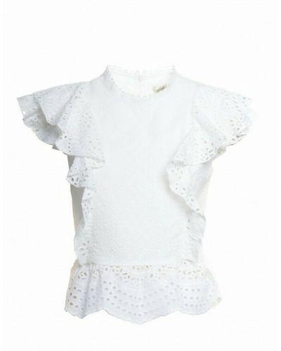 Biała bluzka Fracomina