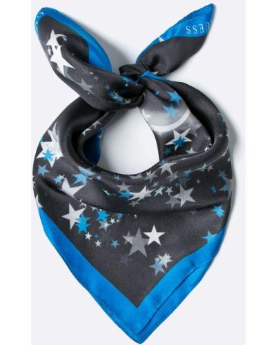 Синий шарф Guess Jeans