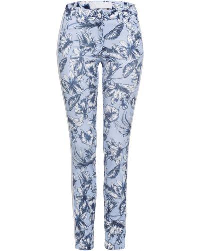 Białe mom jeans Marc Aurel