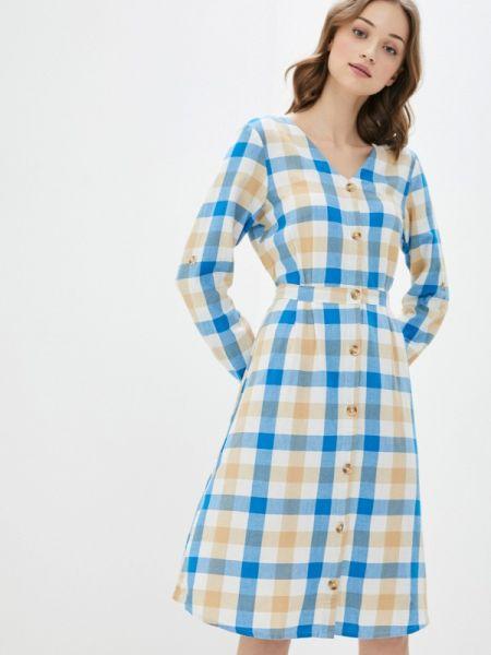 Платье платье-рубашка весеннее Blendshe