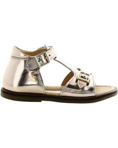 Beżowe sandały Ocra