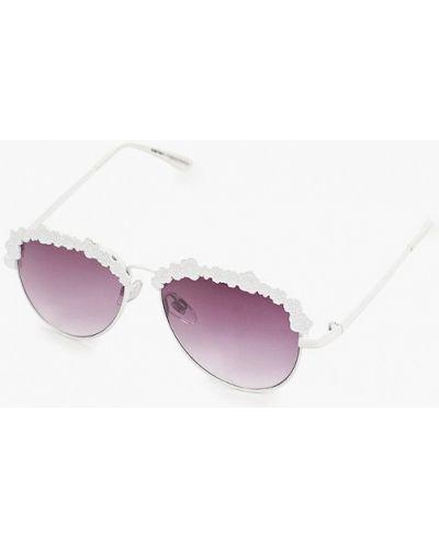 Белые солнцезащитные очки Koton