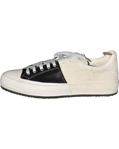 Sneakersy skorzane Officine Creative