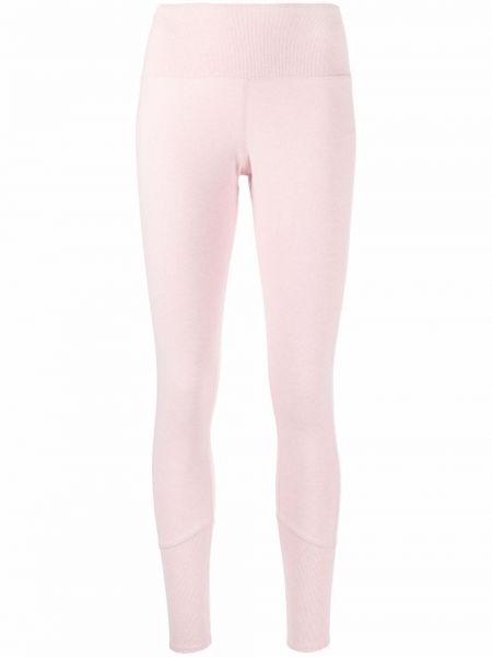 Розовые леггинсы эластичные Dorothee Schumacher