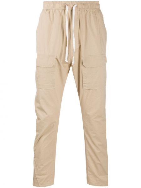 Свободные брюки карго с карманами для беременных Not Guilty Homme