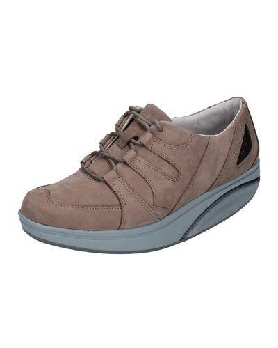 Beżowe sneakersy Mbt