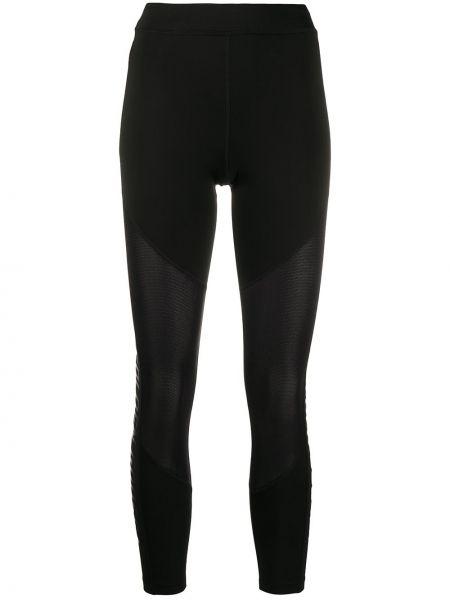 Спортивные брюки укороченные с поясом Golden Goose
