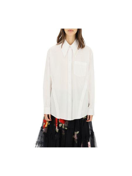 Biała koszula Simone Rocha
