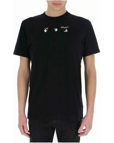 Czarna t-shirt Off-white