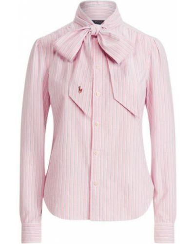 Różowa koszula nocna Ralph Lauren