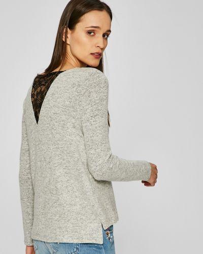 Серая блузка Vero Moda