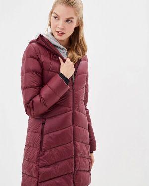 Куртка осенняя красная Adidas