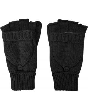 Czarne rękawiczki bez palców Mountain Warehouse