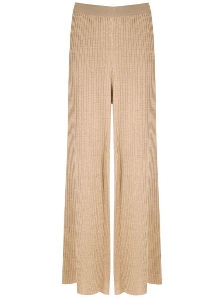 Акриловые свободные брюки Magrella