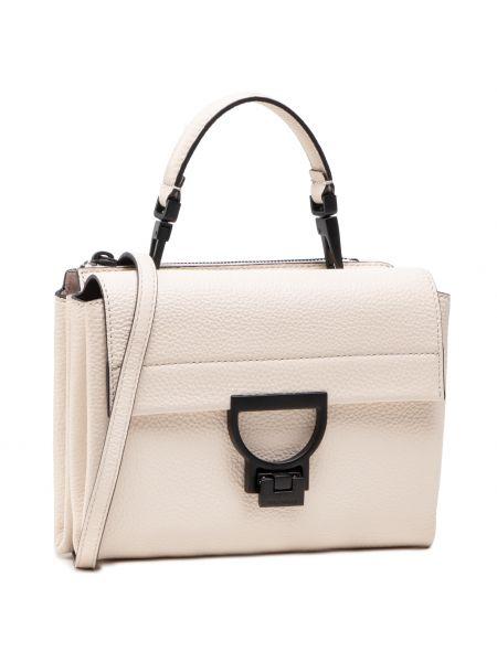 Biała torebka Coccinelle