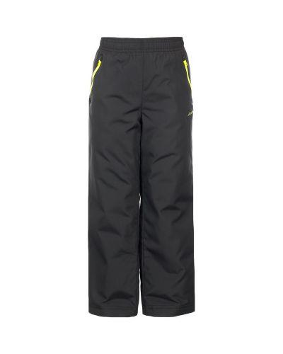 Спортивные брюки утепленные на резинке из полиэстера Demix