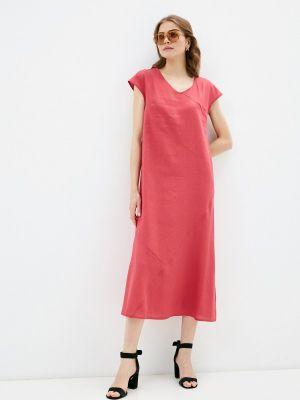 Повседневное розовое платье Olbe
