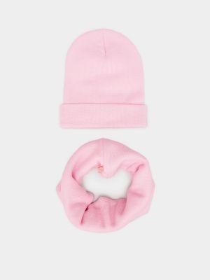 Шарф - розовый Billieblush