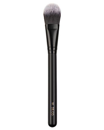 Кисть для макияжа для тона плоская Deco