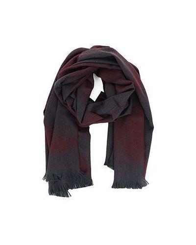Шерстяной платок Fendi
