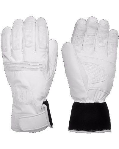 Белые перчатки Toni Sailer