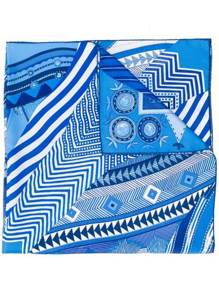 Шелковый платок Hermès Pre-owned
