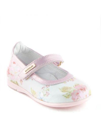 Розовые туфли Missouri
