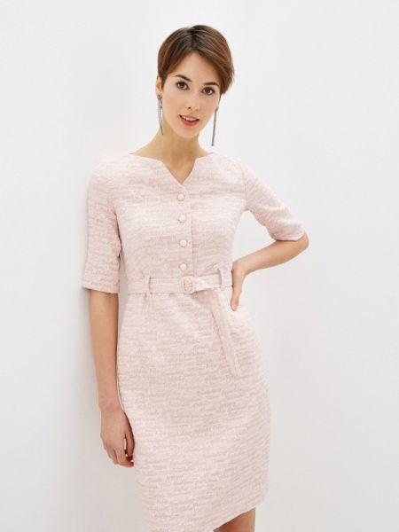 Розовое платье Profito Avantage