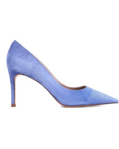 Туфли - синие Mia May