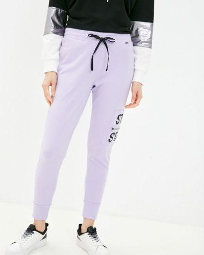 Фиолетовые спортивные брюки Nativos