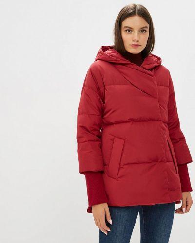Зимняя куртка осенняя красная Neohit