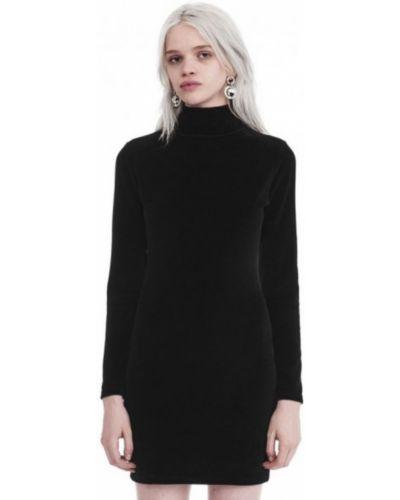 Sukienka - czarna Alexander Wang