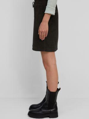 Джинсовая юбка - черная Marc O'polo Denim
