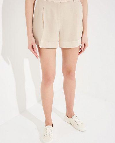 Бежевые шорты Twin-set Simona Barbieri
