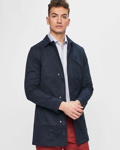 Куртка легкая темно-синяя Casual Friday