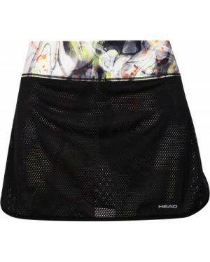 Приталенная теннисная спортивная юбка для сна Head