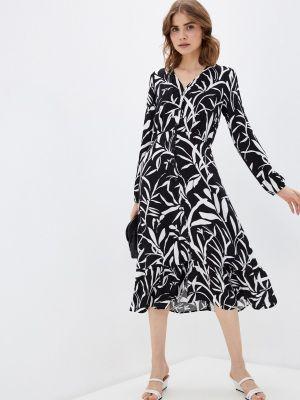 Черное повседневное платье Betty Barclay
